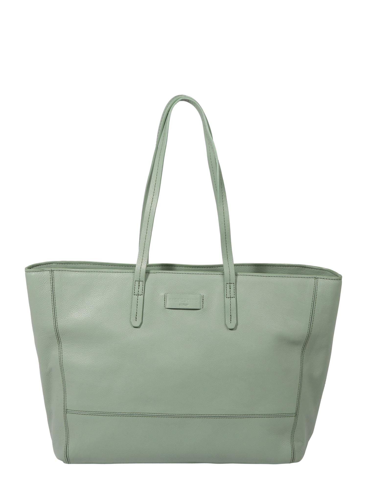 Nákupní taška ShoppeLE9C mátová Liebeskind Berlin