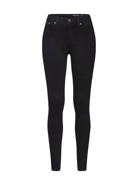 Hosen für Frauen - Jeans 'VICKY NW SKINNY EX JEANS NOOS' › Noisy May › schwarz  - Onlineshop ABOUT YOU