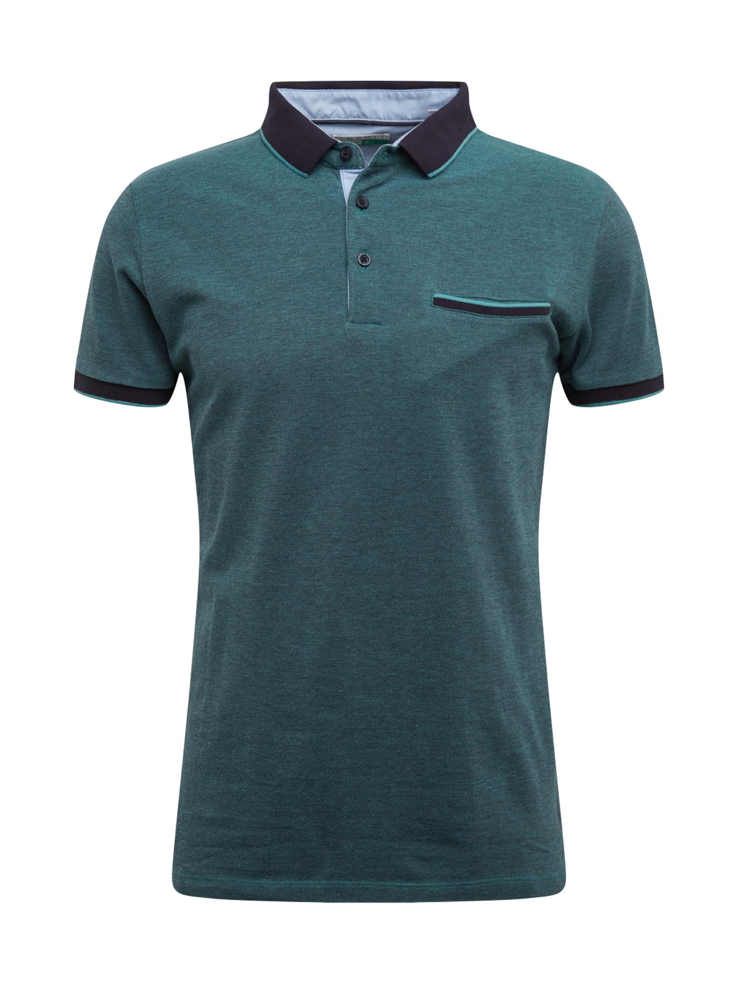 ESPRIT Marškinėliai 'OCS F 2tone po' vandens spalva