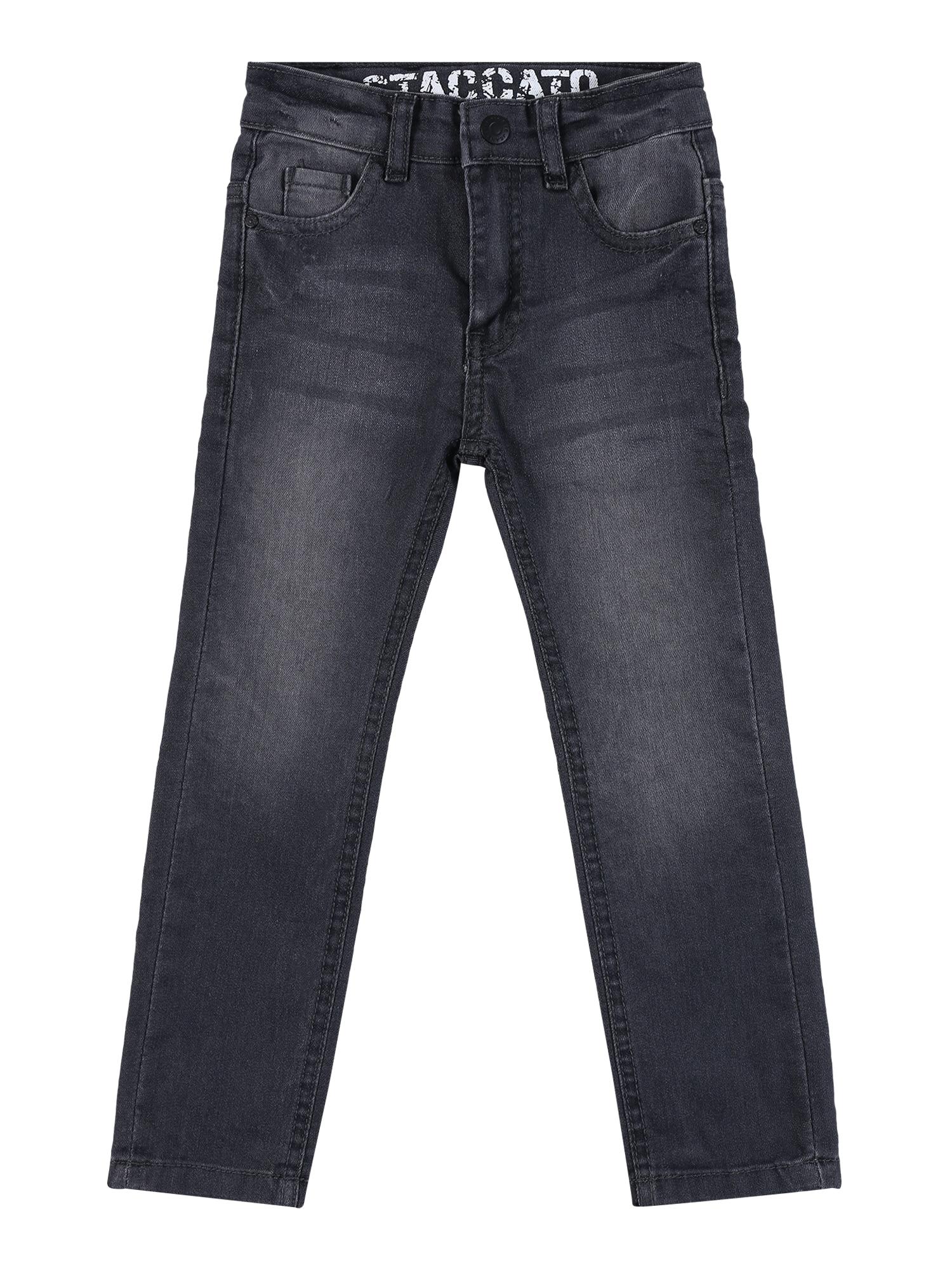 STACCATO Džinsai pilko džinso