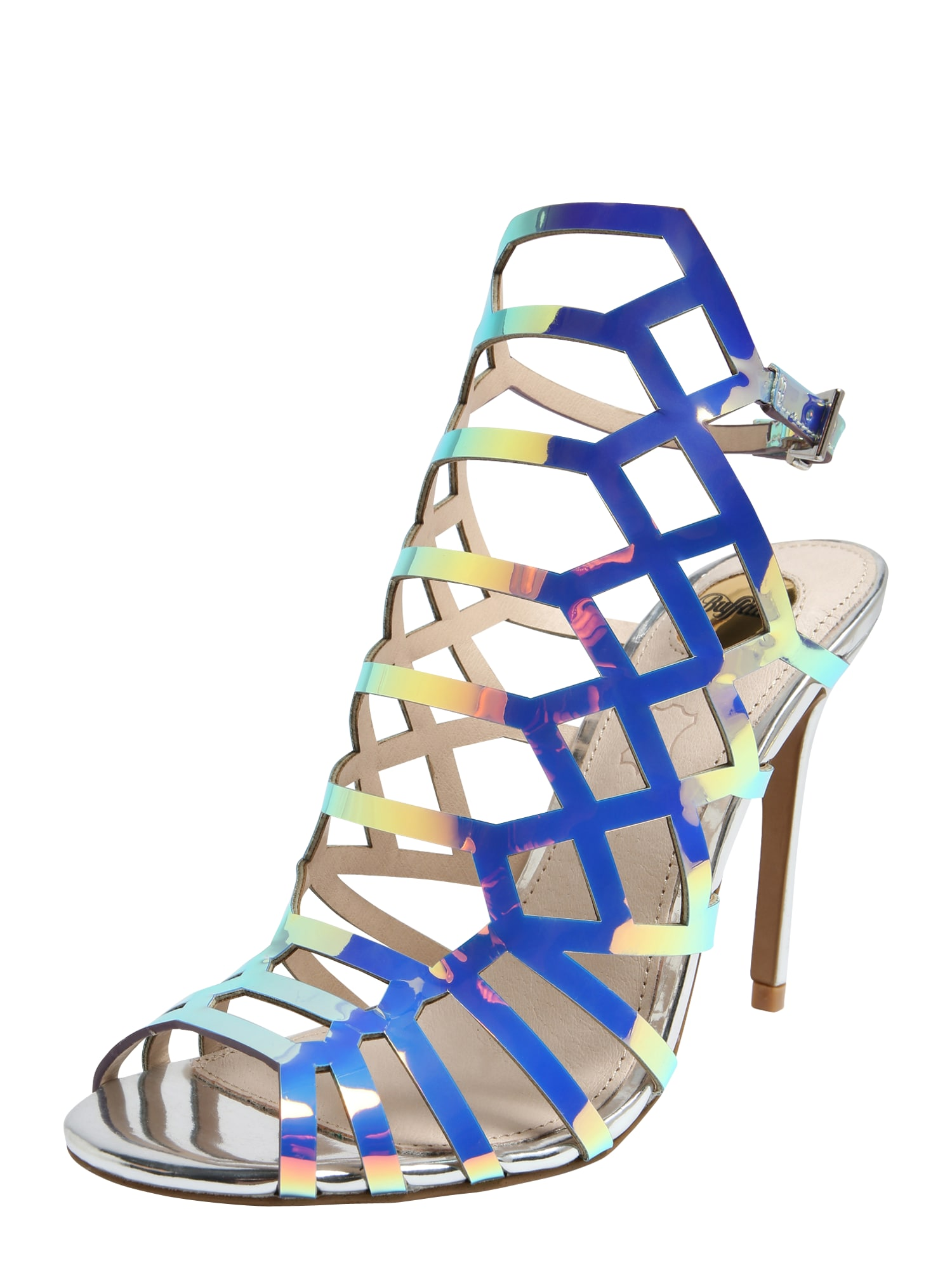 Páskové sandály ELRICA mix barev BUFFALO