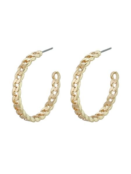 Ohrringe für Frauen - Ohrringe 'Yggdrasil' › Pilgrim › gold  - Onlineshop ABOUT YOU