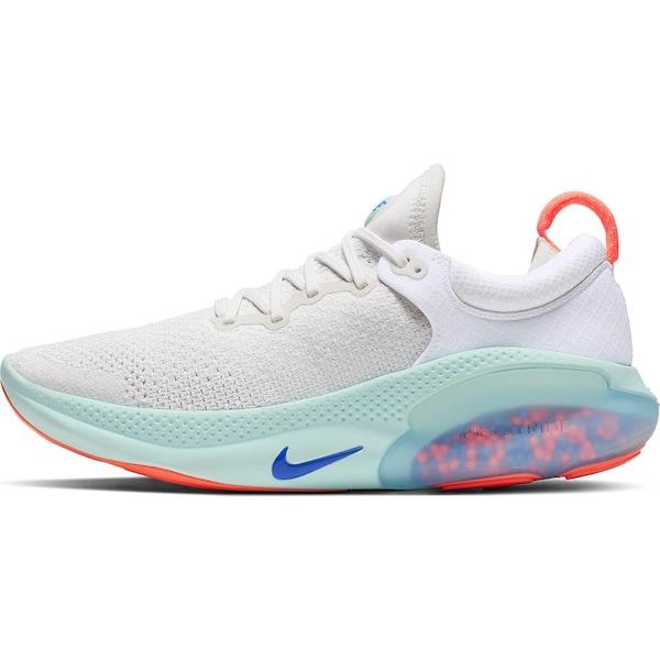 Sportschuhe für Frauen - Laufschuh 'Joyride Run Flyknit' › Nike › weiß  - Onlineshop ABOUT YOU