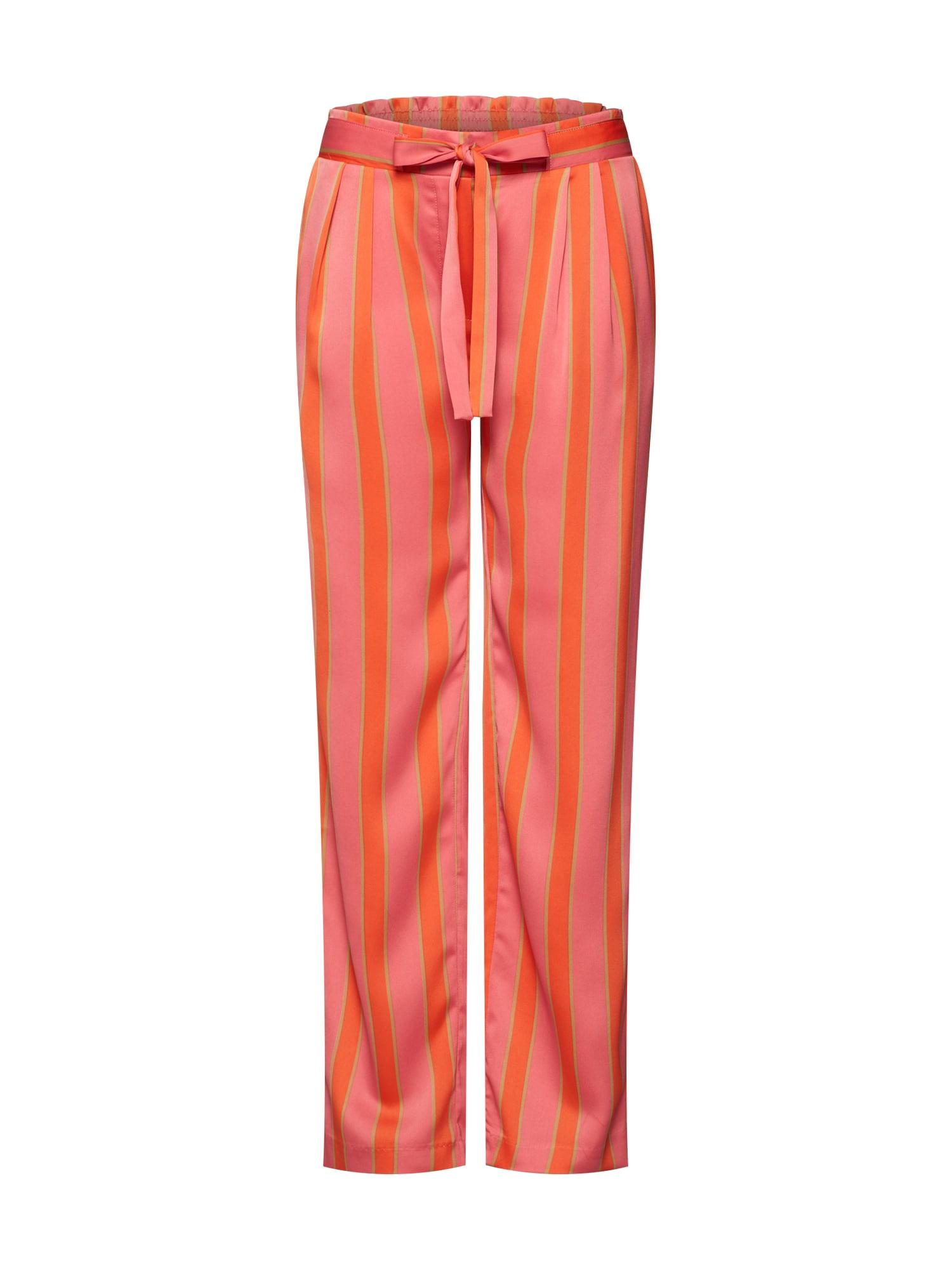 modström Klostuotos kelnės 'Nadine' oranžinė / rožių spalva
