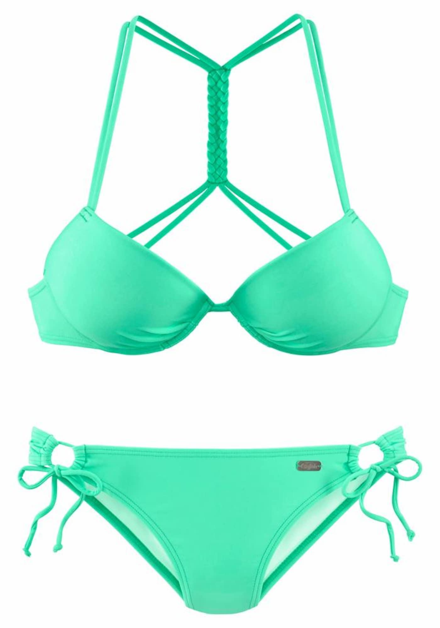 BUFFALO Bikinis mėtų spalva