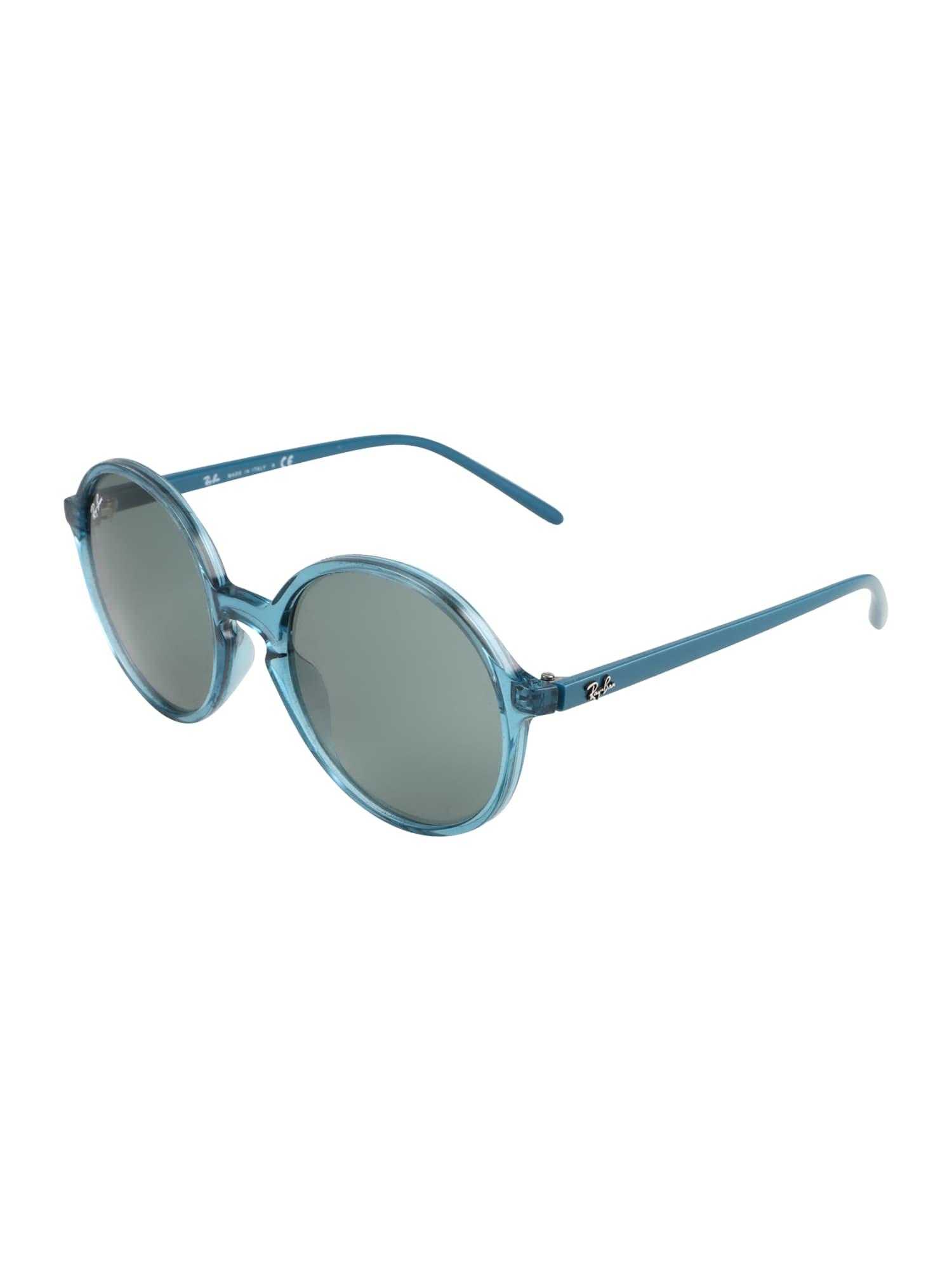 Ray-Ban Akiniai nuo saulės mėlyna / skaidri spalva