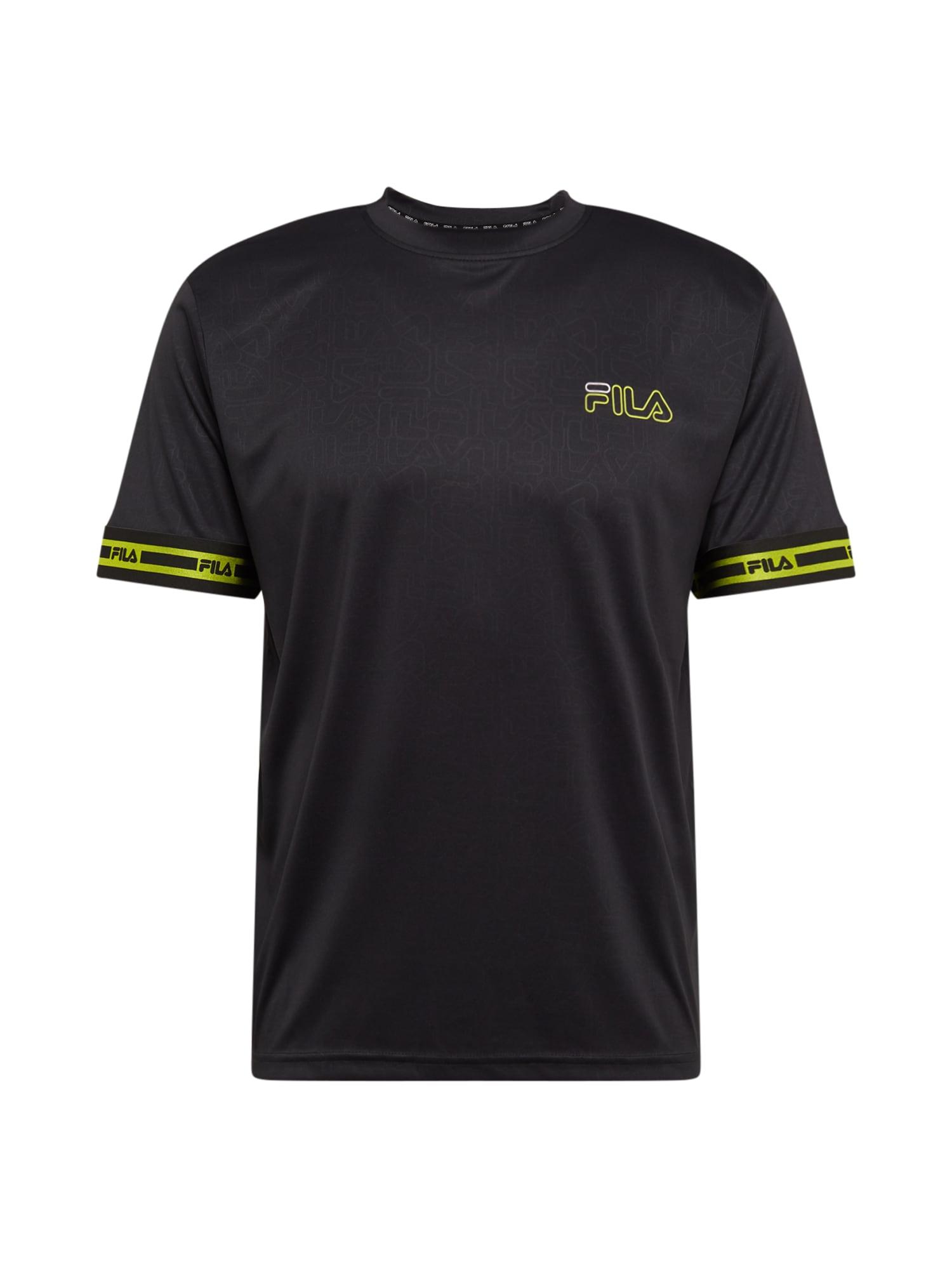 FILA Sportiniai marškinėliai 'AFRICA' juoda