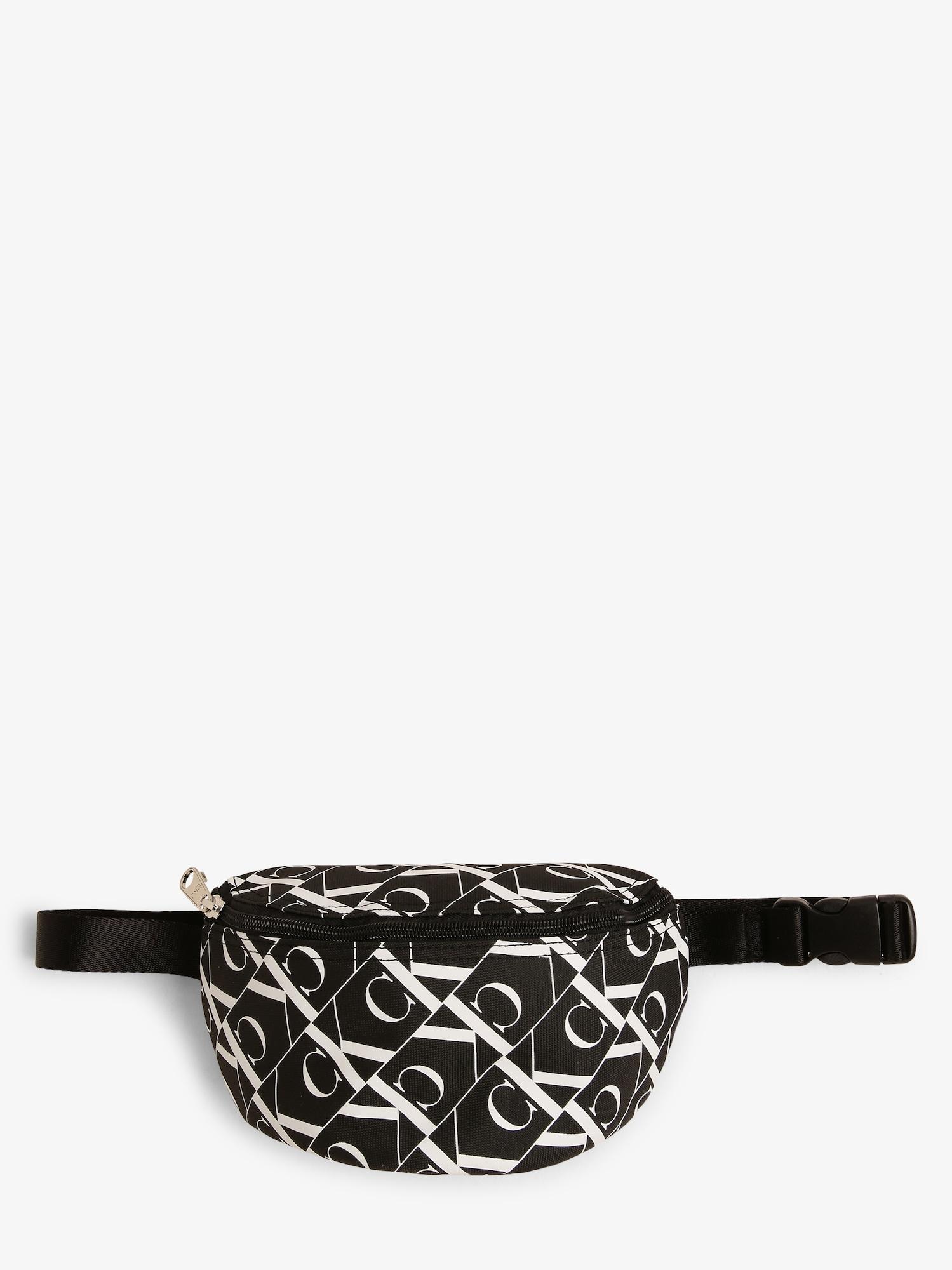 Calvin Klein Jeans Väska  svart / vit