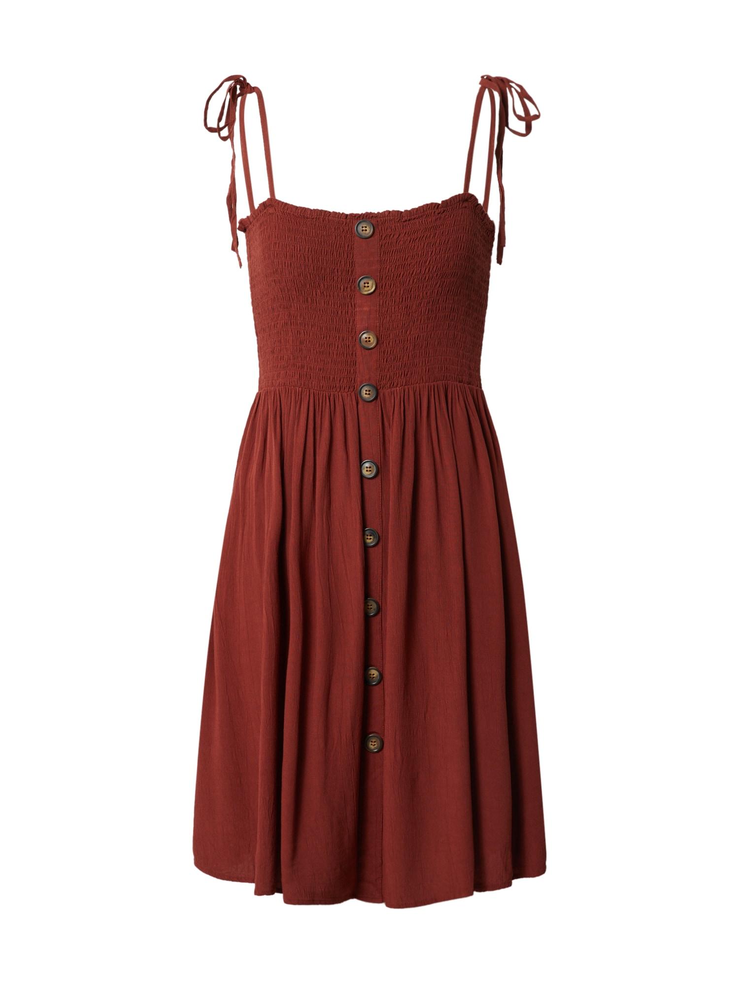 ONLY Vasarinė suknelė 'ANNIKA' bronzinė