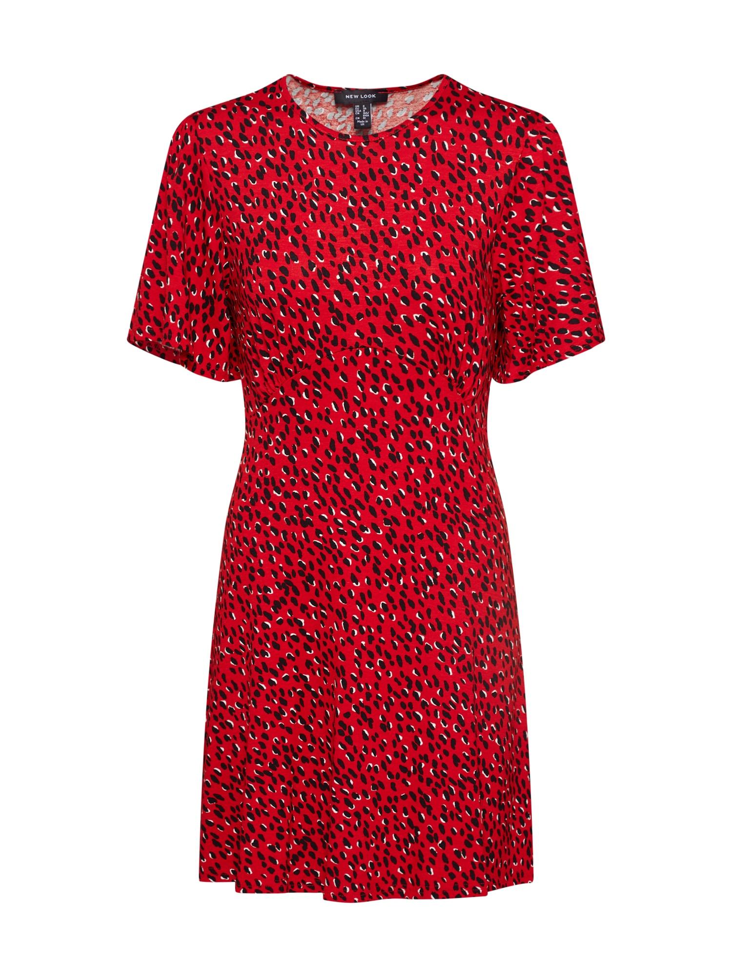NEW LOOK Šaty 'ELMA'  červená