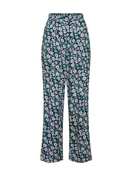 Hosen - Hose 'palazzo pant Pants woven' › Esprit › navy mischfarben  - Onlineshop ABOUT YOU