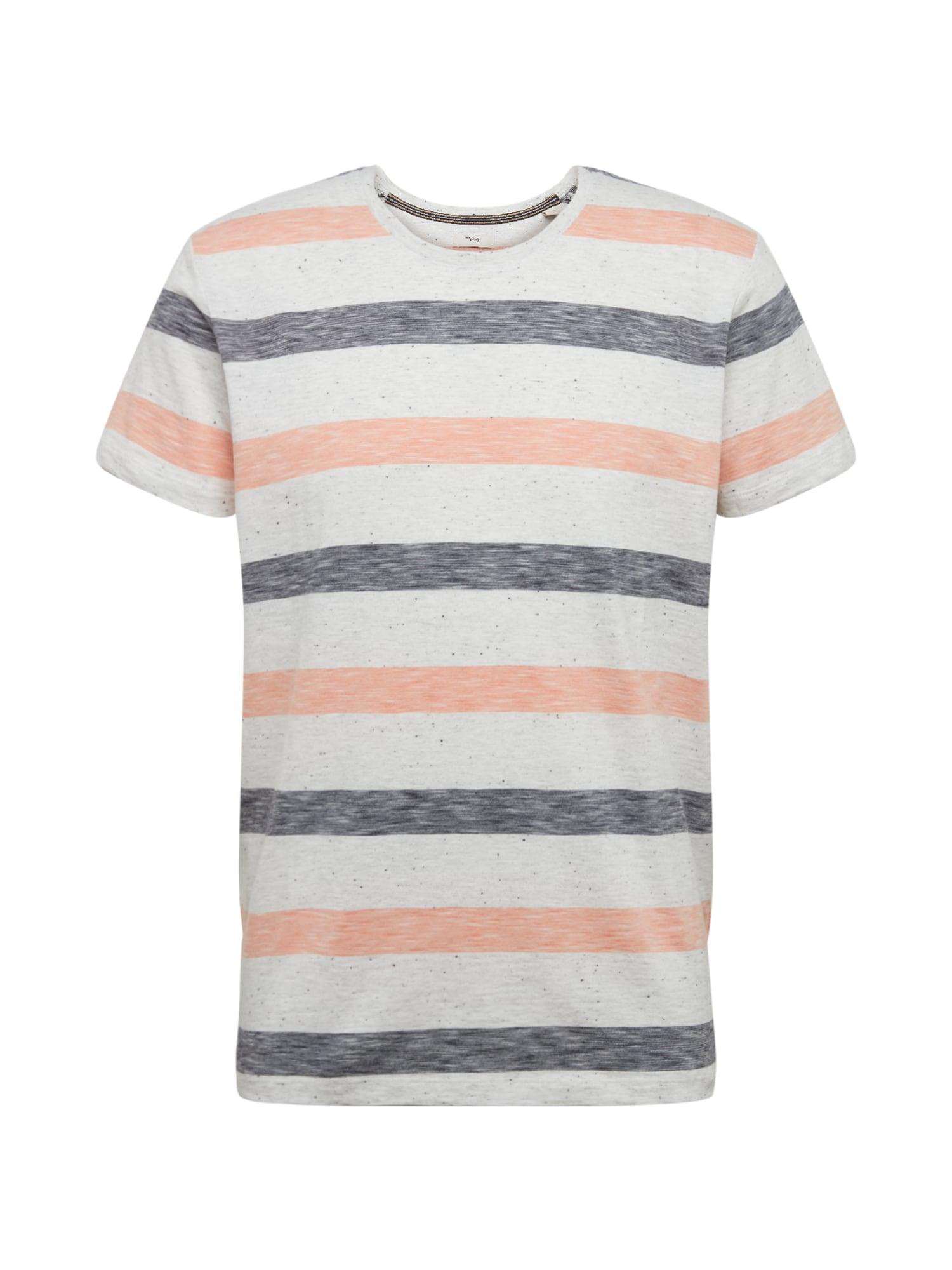 ESPRIT Marškinėliai mišrios spalvos / balta