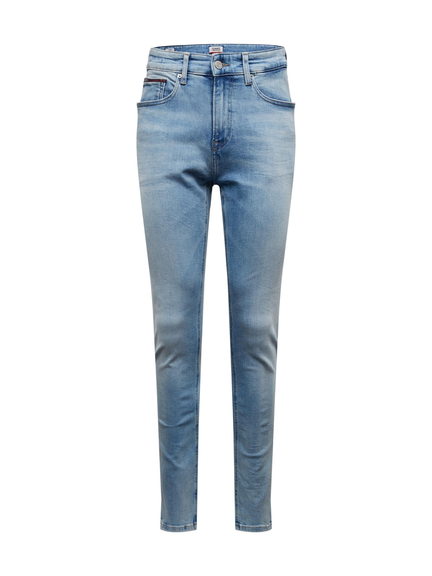 Tommy Jeans Džíny 'AUSTIN SLIM TAPERED CRTLT'  modrá džínovina