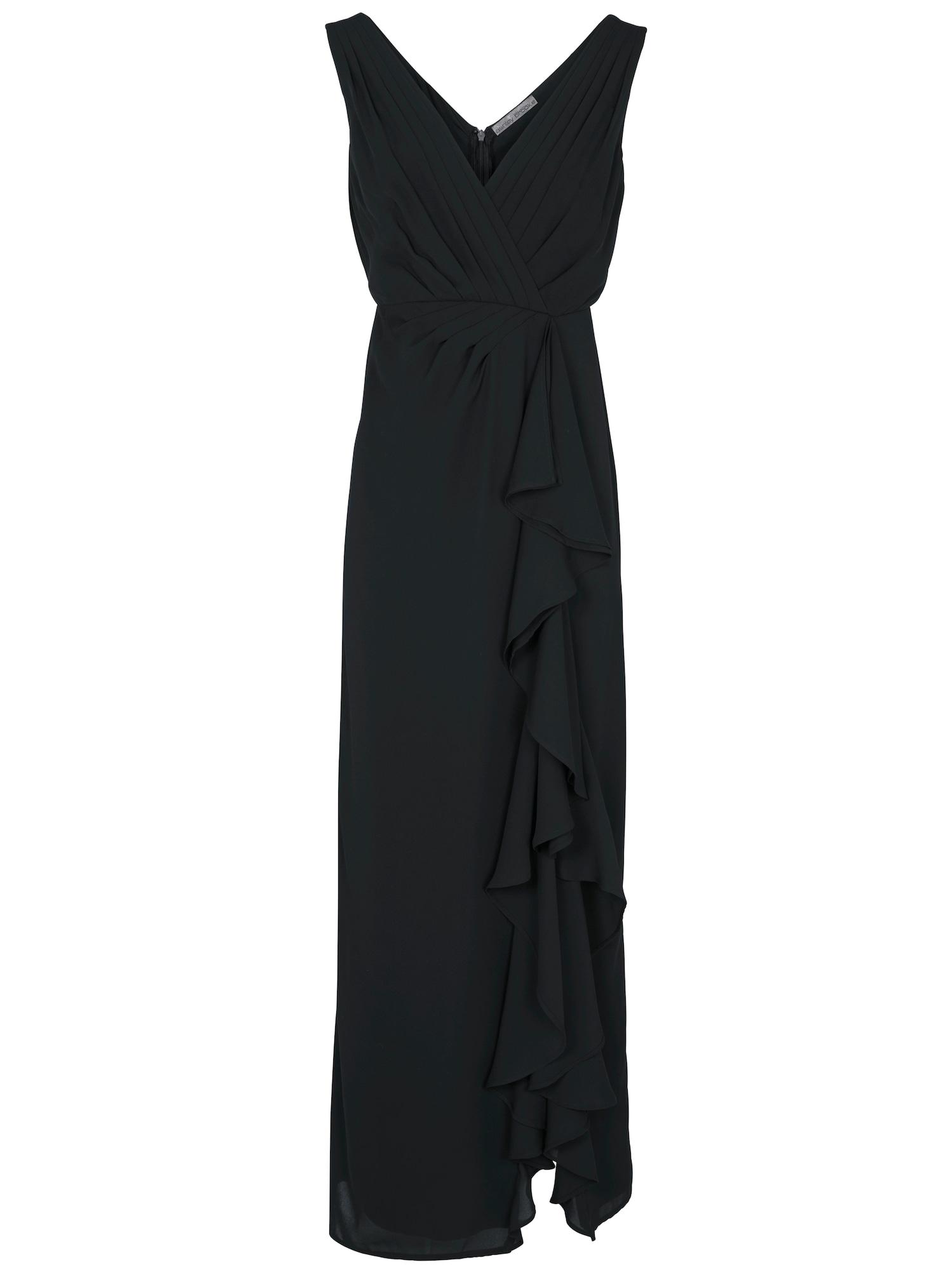 heine Vakarinė suknelė juoda