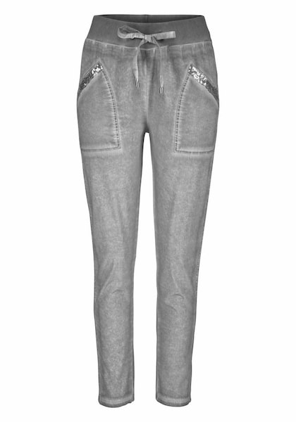 Hosen - Jogger Pants › laura scott › grau  - Onlineshop ABOUT YOU