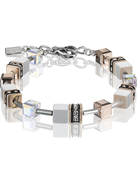 Armbaender für Frauen - Coeur De Lion Armband '4016 30 1400' gold weiß  - Onlineshop ABOUT YOU