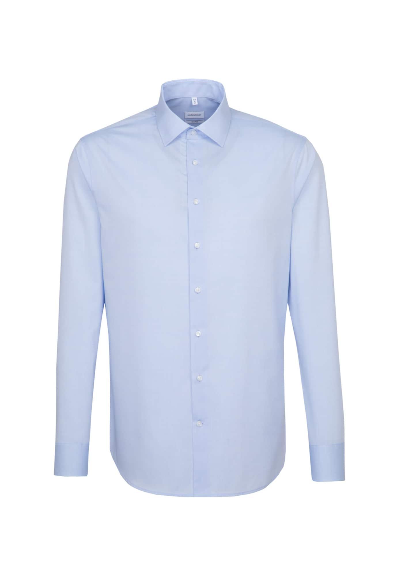 SEIDENSTICKER Dalykinio stiliaus marškiniai opalo