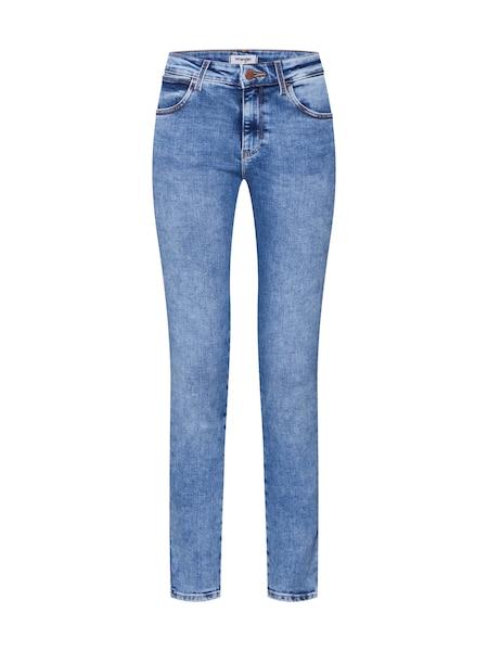 Hosen für Frauen - Jeans › Wrangler › blue denim  - Onlineshop ABOUT YOU