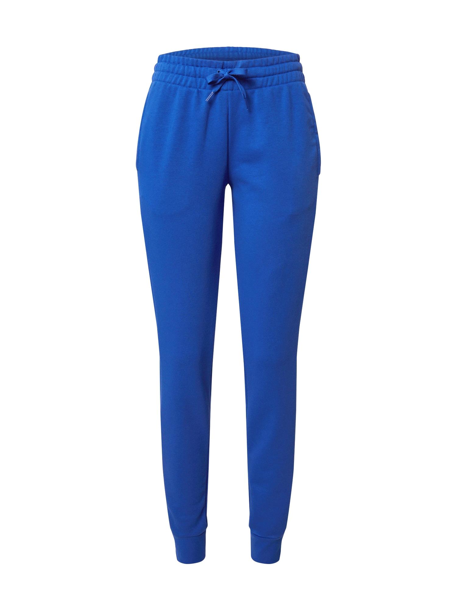 """ADIDAS PERFORMANCE Sportinės kelnės sodri mėlyna (""""karališka"""") / balta"""