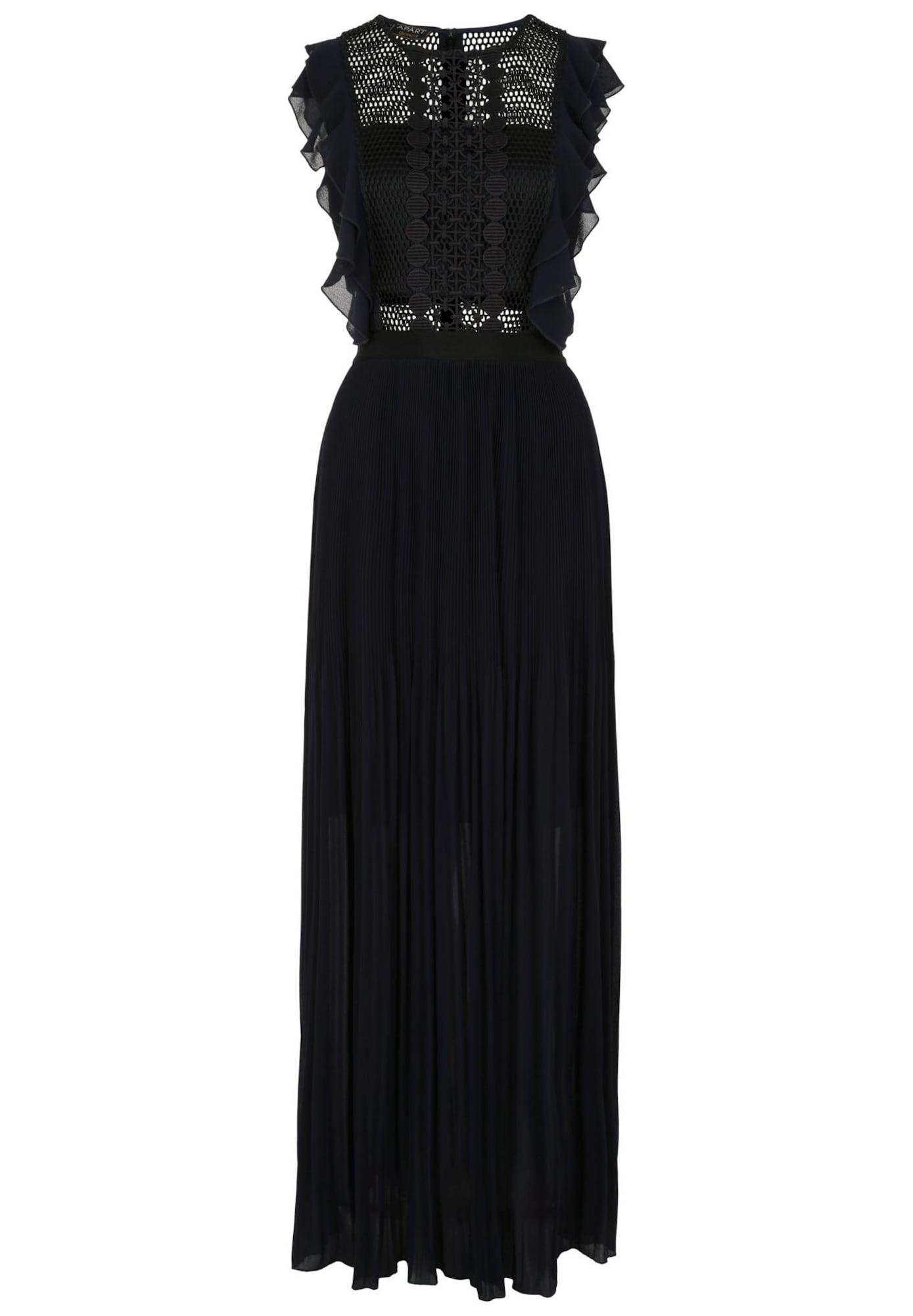 APART Vakarinė suknelė juoda