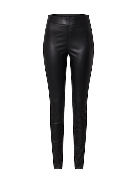 Hosen - Lederhose 'New Perfect Day FN' › FREAKY NATION › schwarz  - Onlineshop ABOUT YOU
