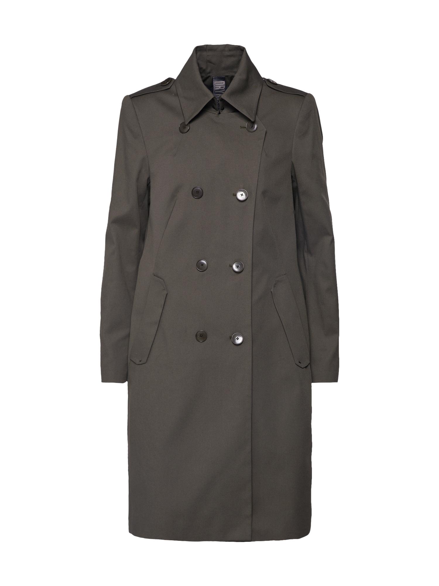 Přechodný kabát Buckey khaki DRYKORN