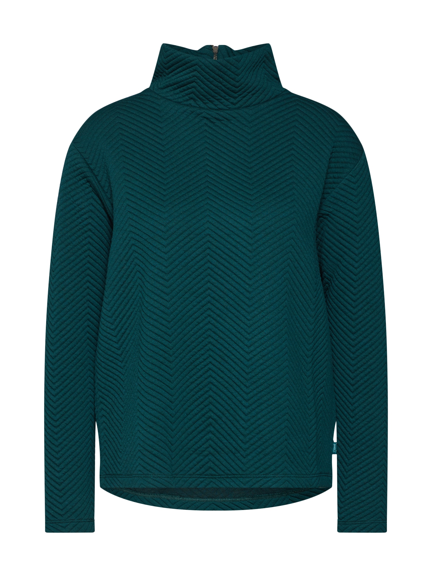 O'NEILL Mikina 'LW QUILTED SWEATSHIRT'  jedle