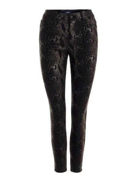 Hosen - Hose › PIECES › bronze schwarz  - Onlineshop ABOUT YOU