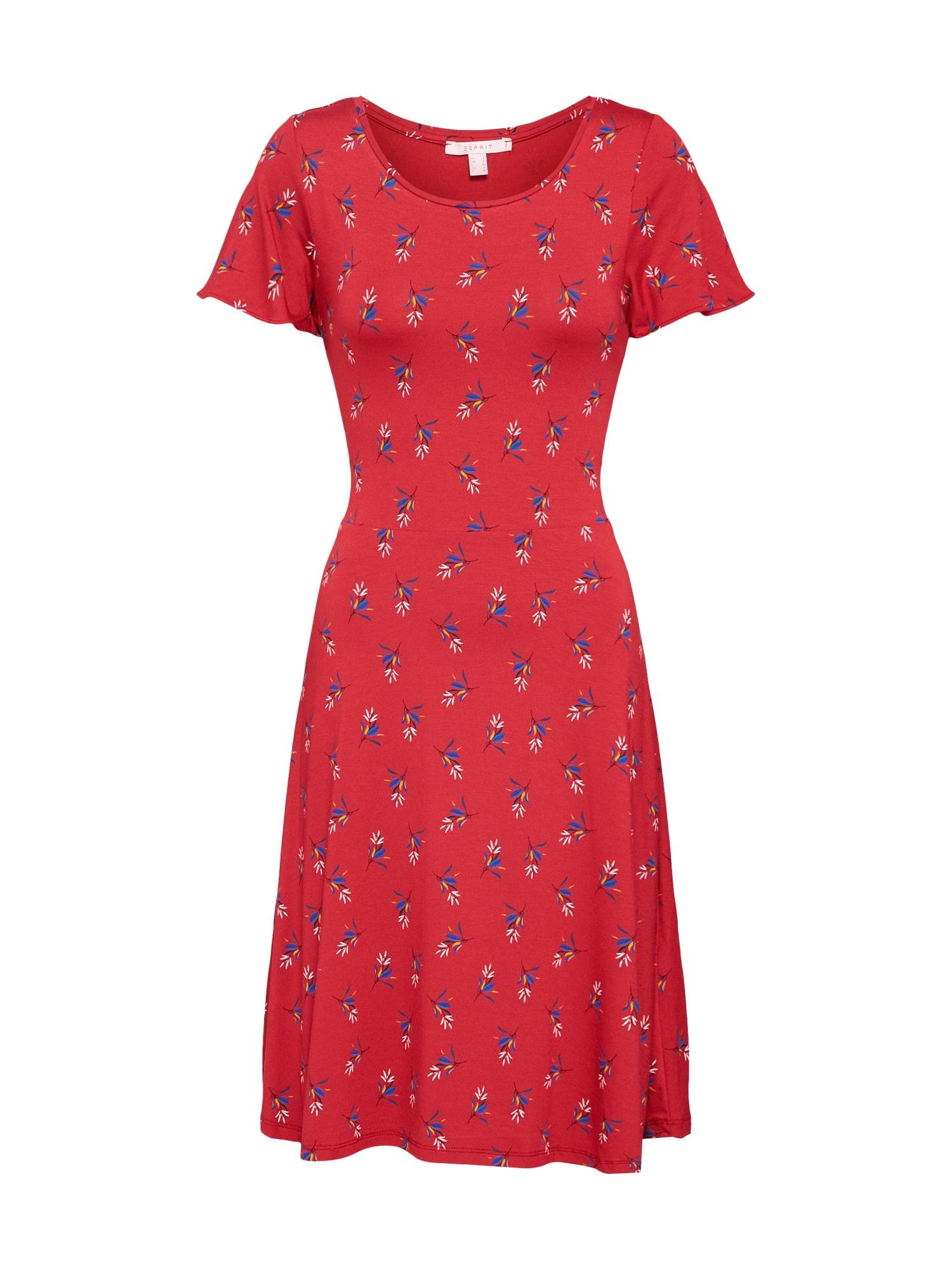 ESPRIT Suknelė raudona