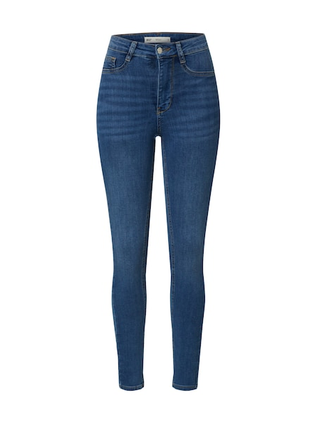Hosen - Jeans 'Molly highwaist jeans' › Gina Tricot › blue denim  - Onlineshop ABOUT YOU