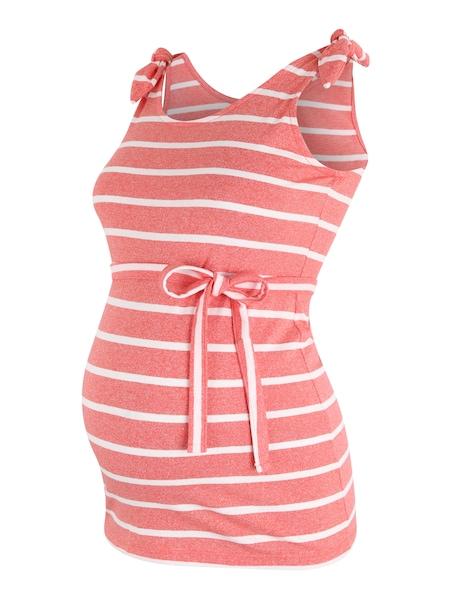 Schwangerschaftsmode - Shirt › Mamalicious › pink rot  - Onlineshop ABOUT YOU