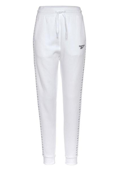 Hosen für Frauen - Jogginghose »CL V P JOGGER« › Reebok Classic › weiß  - Onlineshop ABOUT YOU