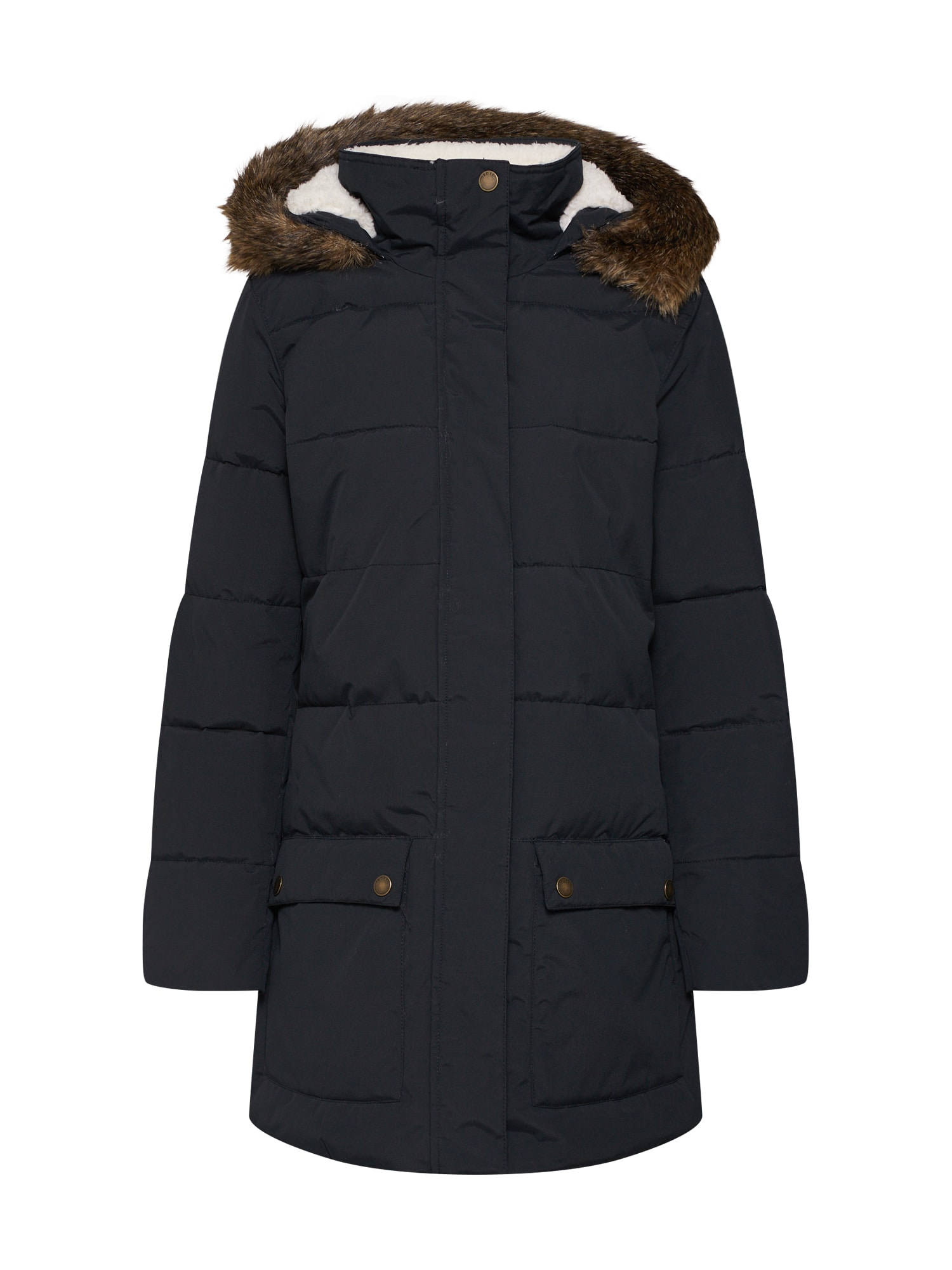 Funkční kabát ELLIE černá ROXY