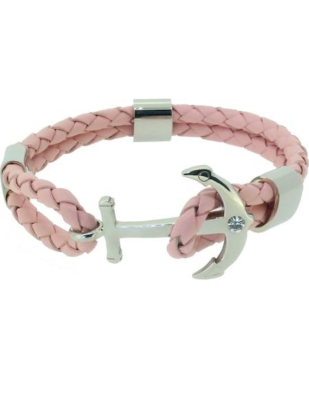 Armbaender für Frauen - Hafen Klunker Armband '110499' apricot silber  - Onlineshop ABOUT YOU