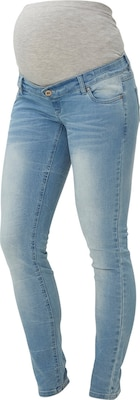 MAMALICIOUS Slim Fit MLCLARA Umstandsjeans