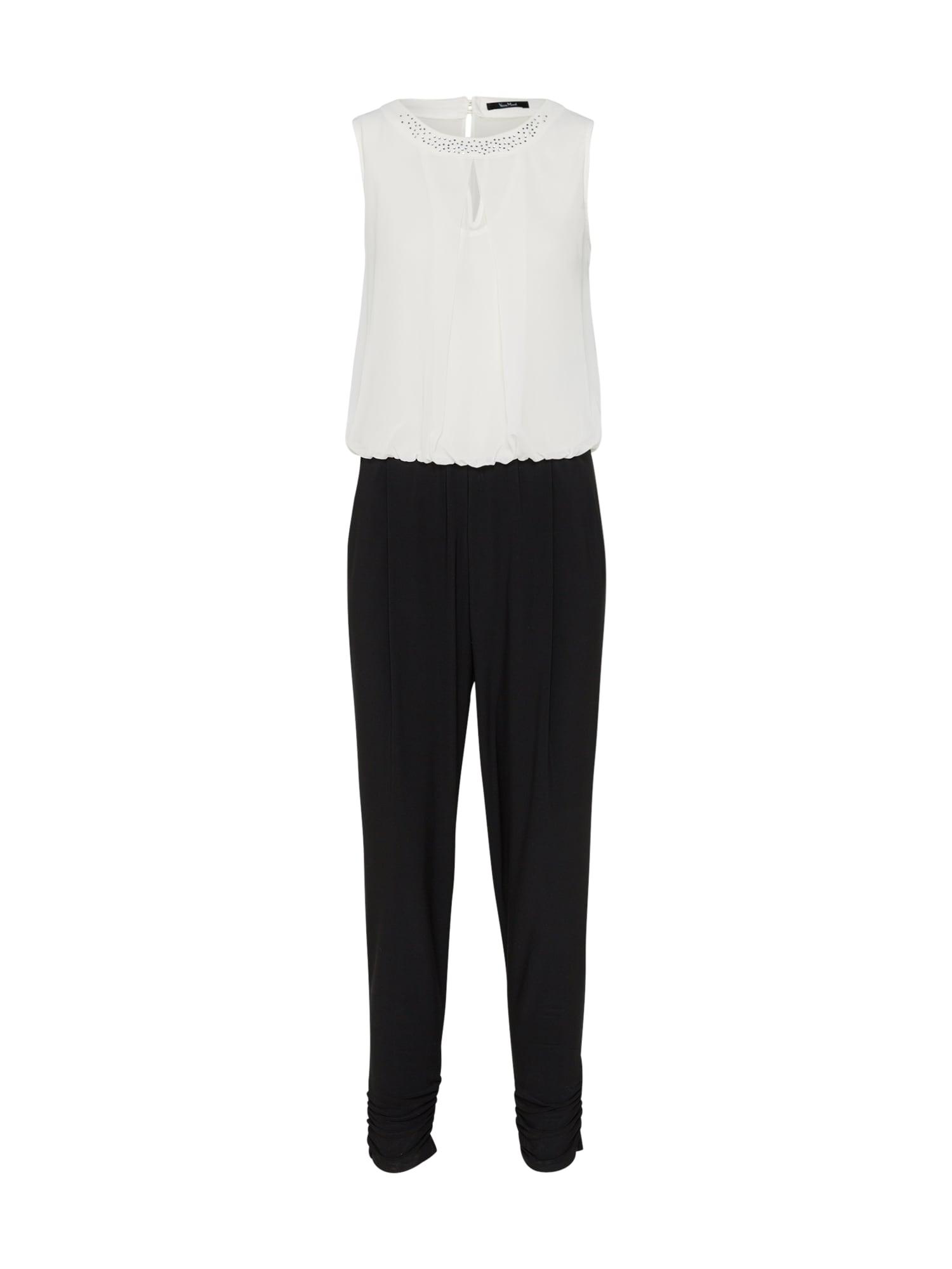 Vera Mont Vienos dalies kostiumas juoda / balta