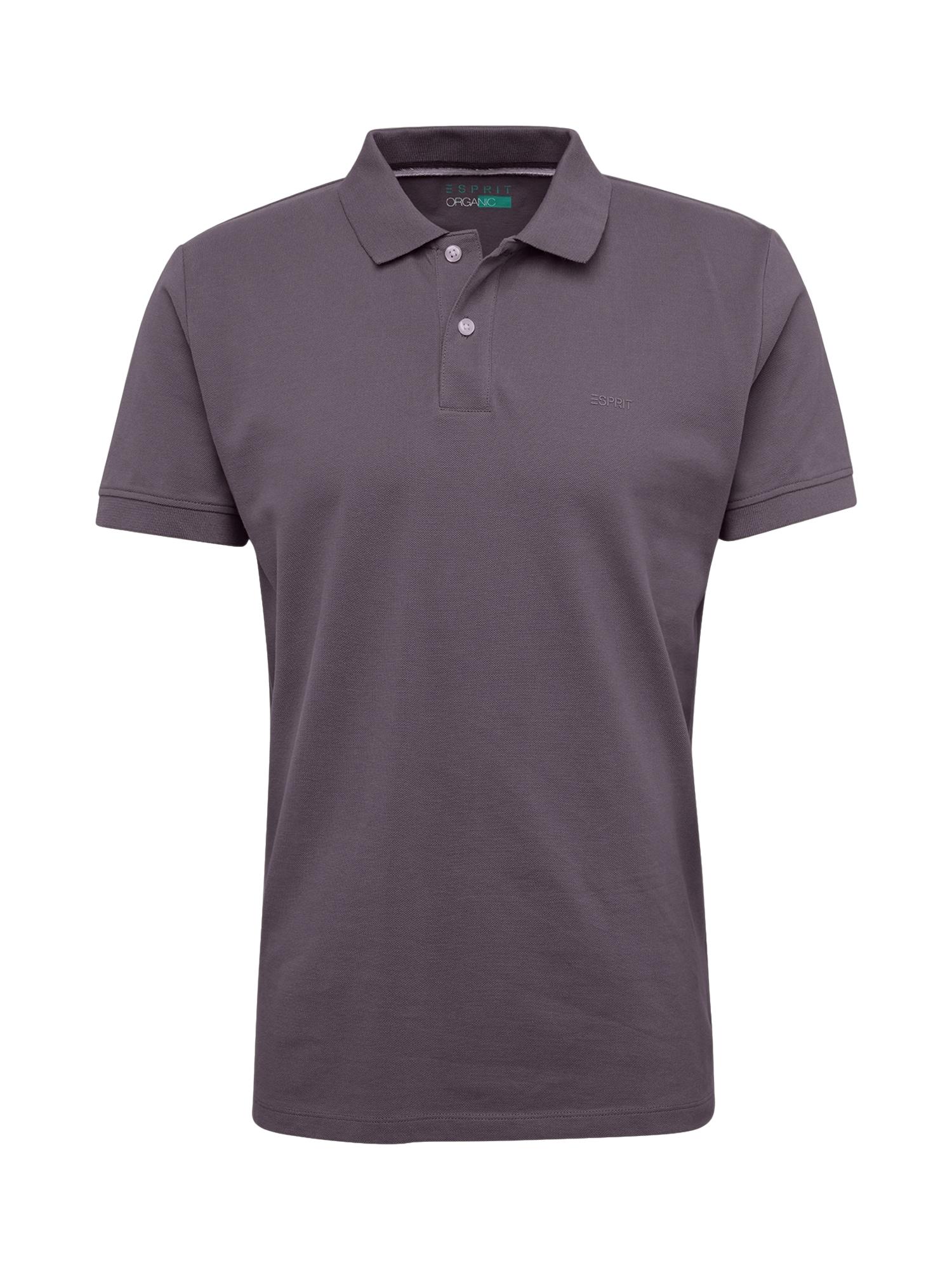 ESPRIT Marškinėliai 'OCS N pi po ss' tamsiai pilka