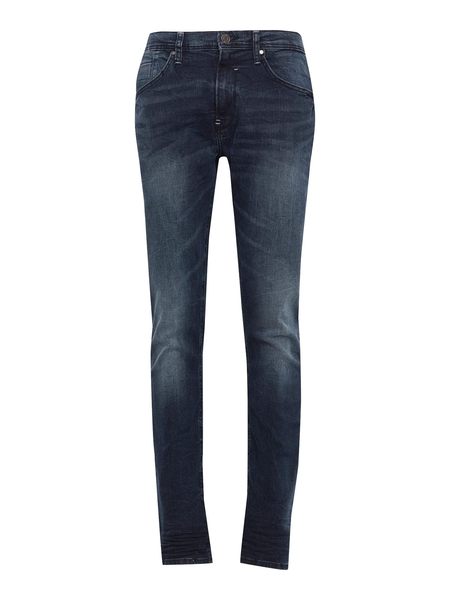 BLEND Džinsai tamsiai (džinso) mėlyna