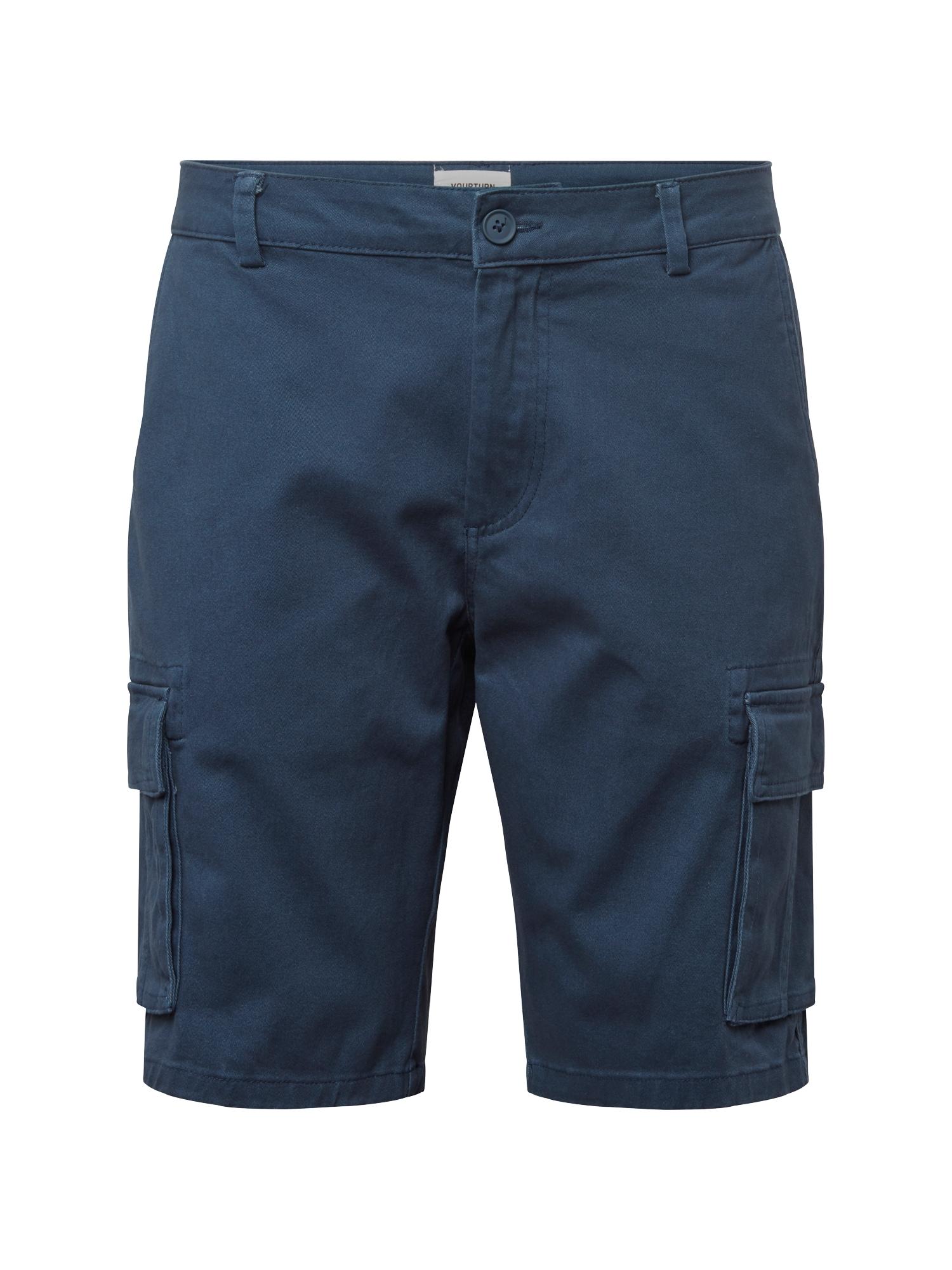 Kalhoty modrá YOURTURN