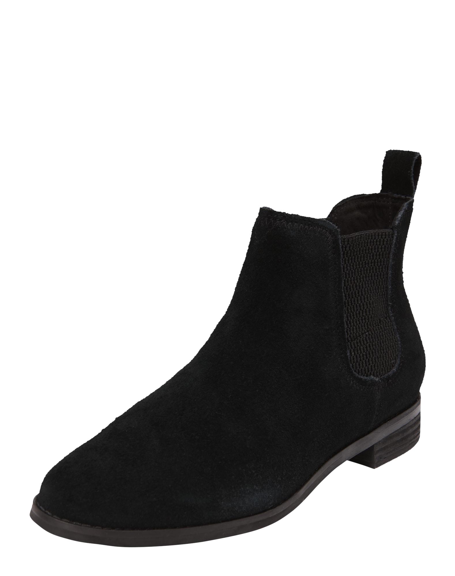 Chelsea boty Ella černá TOMS
