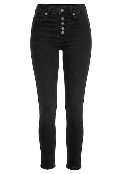 Hosen - Jeans › Buffalo › schwarz  - Onlineshop ABOUT YOU