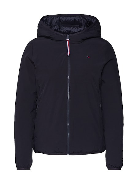Jacken - Jacke 'ESSENTIAL' › Tommy Hilfiger › schwarz  - Onlineshop ABOUT YOU