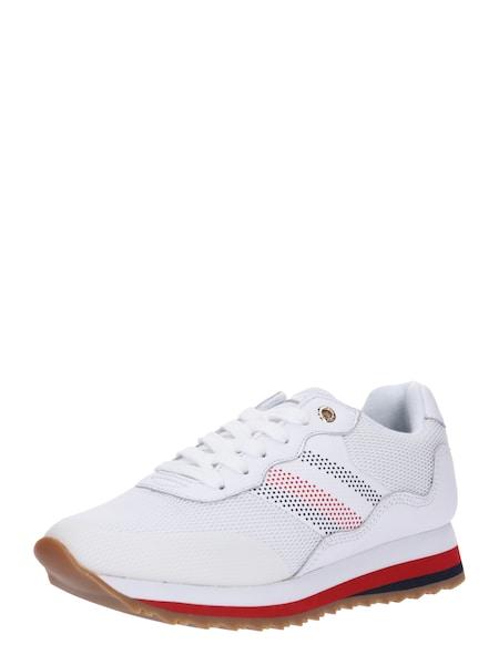Sneakers für Frauen - TOMMY HILFIGER Sneaker '8C' weiß  - Onlineshop ABOUT YOU