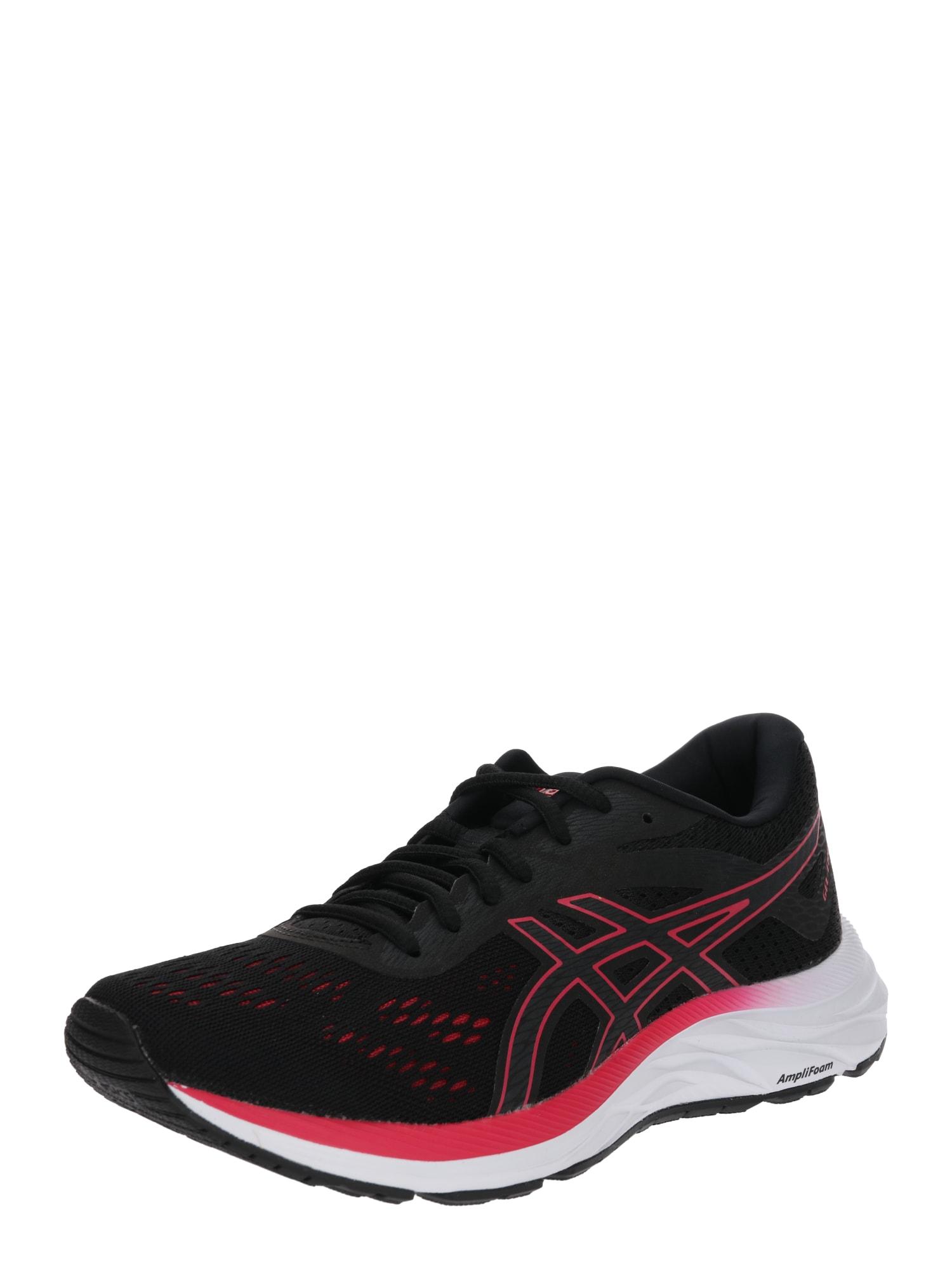 Běžecká obuv Gel-Excite 6 červená černá ASICS