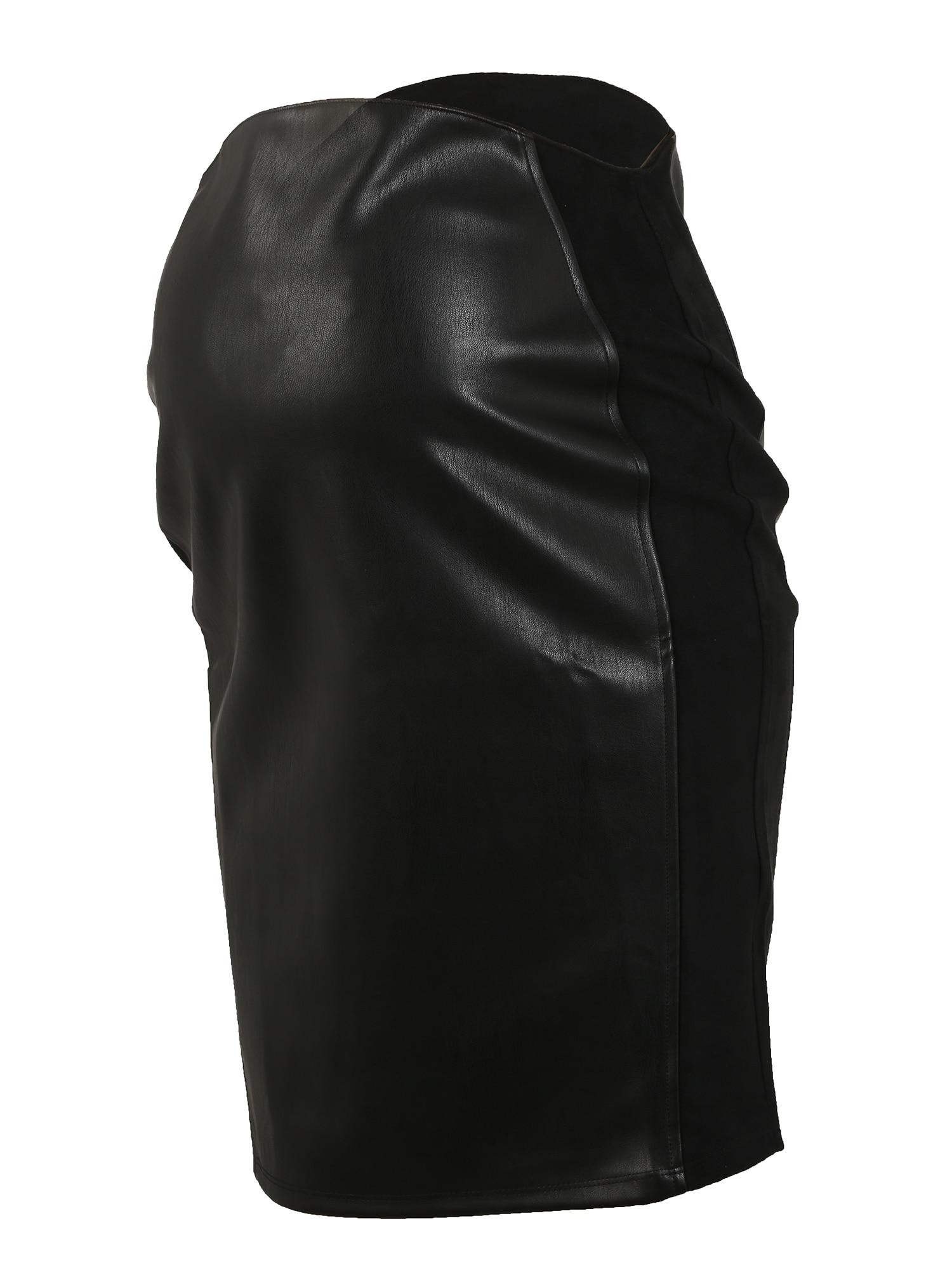Supermom Sijonas juoda