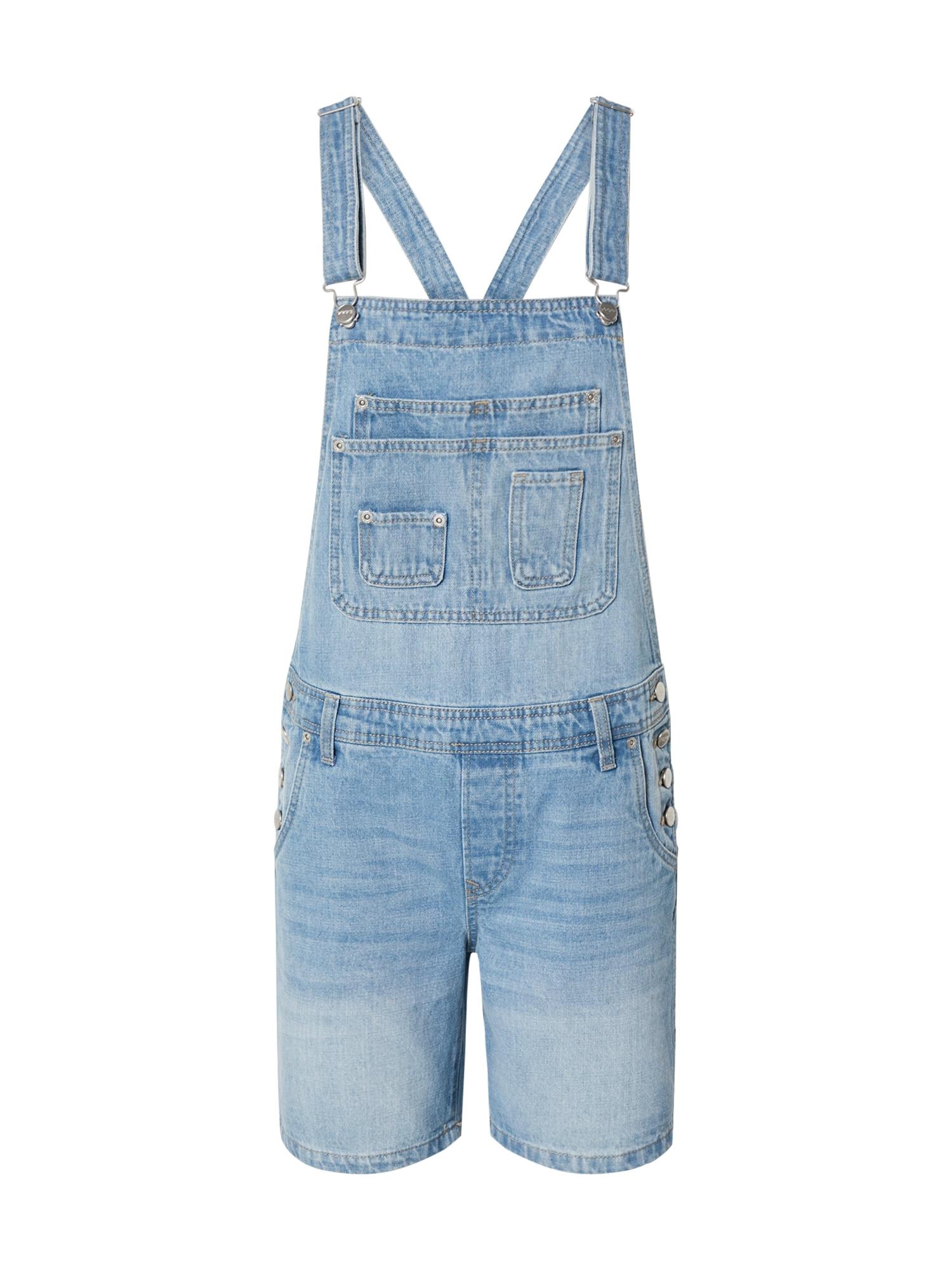 Pepe Jeans Rifle na traky 'ABBY FABBY'  modré