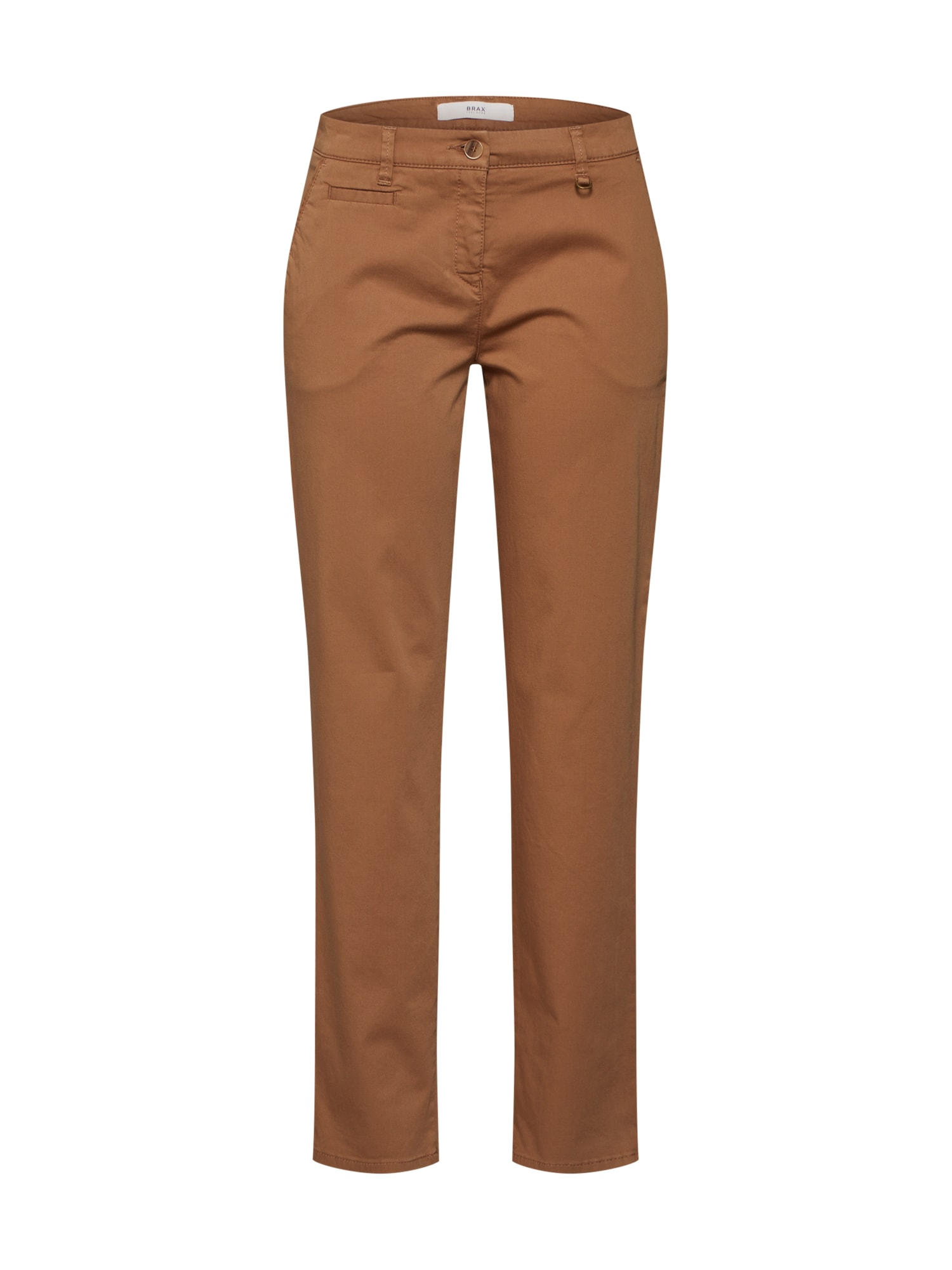 BRAX Chino stiliaus kelnės 'MEL' ruda (konjako)