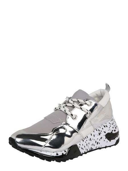 Sneakers für Frauen - STEVE MADDEN Sneaker 'CLIFF ' silber  - Onlineshop ABOUT YOU
