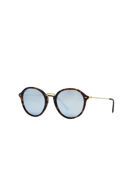 Sonnenbrillen für Frauen - Kapten Son Sonnenbrille 'Maui' blau braun  - Onlineshop ABOUT YOU