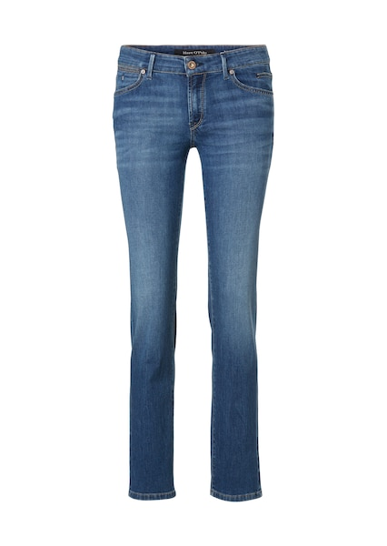 Hosen für Frauen - Marc O'Polo Jeans 'Alby' blue denim  - Onlineshop ABOUT YOU